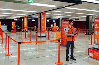 La compagnie EasyJet permet à ses passagers de connaître la taille de leurs bagages à main.