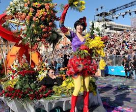 Le Carnaval de Nice est une grande fête historique annuelle très attendue.