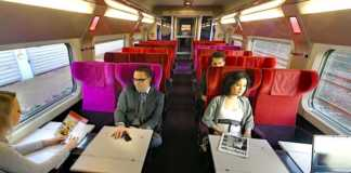 Capter le Wi-Fi devient possible dans les trains Intercités et Corail devient un service offert par la SNCF.