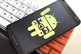 Android permettrait de télécharger des applications qui utilisent les données privées des internautes.