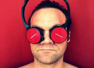 casque pour écouter un fils en audiodescription