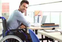 Les personnes handicapées doivent aussi pouvoir utiliser des lieux de travail collaboratif.