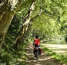 Le cadre naturel du canal du Midi est idéal pour se détendre.