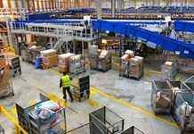 La Poste va créer de nouveaux centres de tri en IIe-de-France.