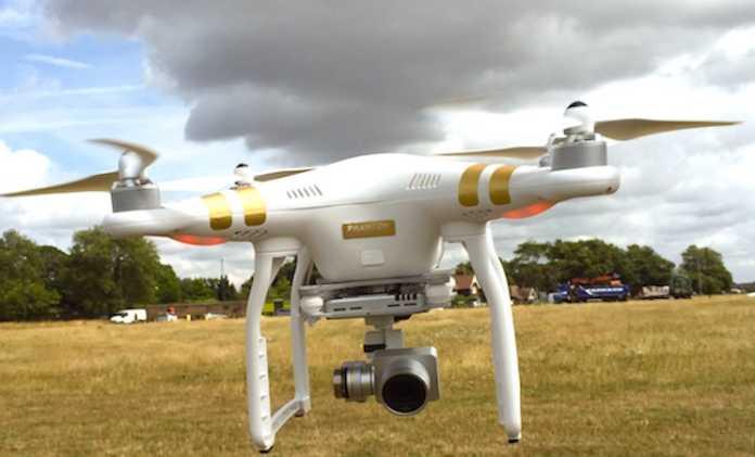 Les drones professionnels sont de plus en plus utilisés dans de nouveaux secteurs.