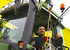 Le monde agricole offre des opportunités aux handicapés.