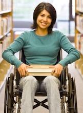 Les étudiants handicapés ont rarement la possibilité de mener des études internationales.