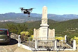 Les drones bénéficient aujourd'hui d'une autonomie qui leur permet de nouveaux usages.