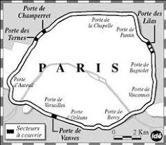 une carte du périphérique