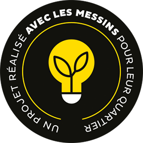 logo du budget participatif de Metz