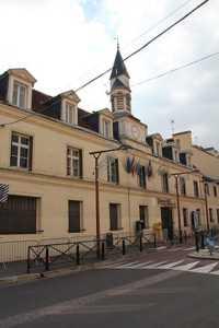 une rue de Villeparisis
