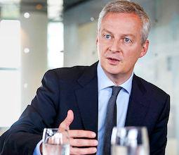 Le Gouvernement cherche un moyen d'imposer les GAFA en France, à la hauteur de leur chiffre d'affaires.