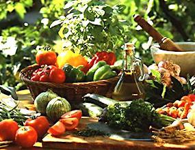 La Provence regorge de produits et de plats succulents.