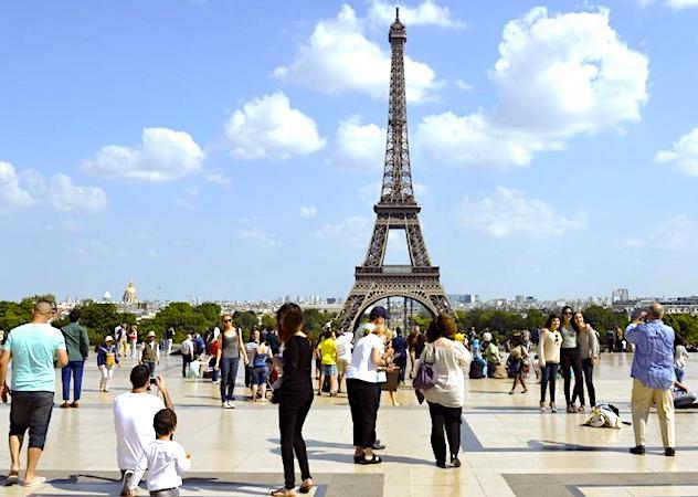 L'Ile-de-France a enregistré une fréquentation record en 2018.