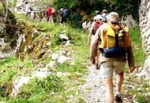 Le Salon Destination Nature répond à toutes les questions liées à la randonnée pédestre.