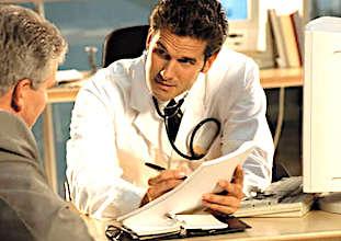 consultation avec un medecin, un enjeu contre la désertification médicale