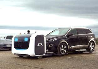 L'aéroport de Lyon-Saint-Exupéry s'équipe d'un nouveau système de robots-voituriers.