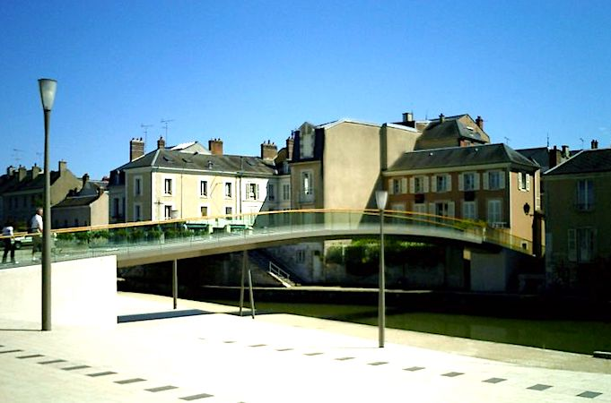 Le réseau d'éclairage de la commune de Montargis va devenir plus Smart.