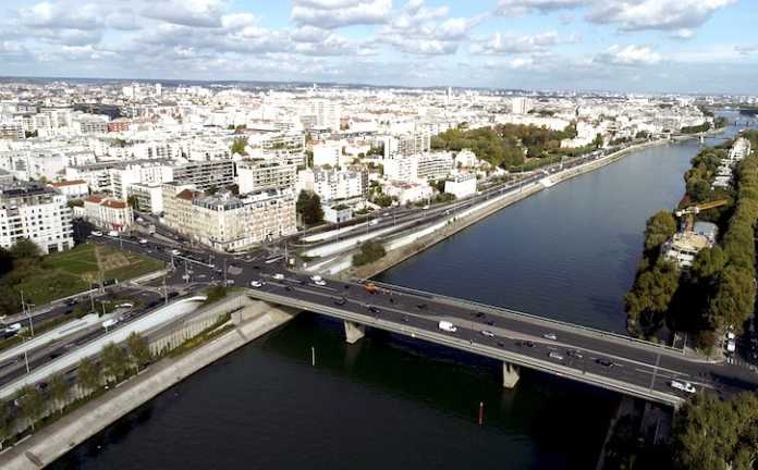 Courbevoie franchit un nouveau pas digne d'un vraie Smart City.