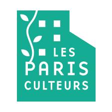 """le logo """"Les Parisculteurs"""""""