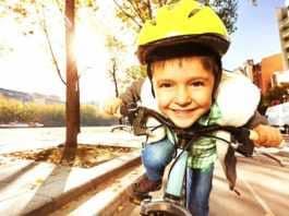Une opération pour que les enfants sachent mieux rouler à vélo va être lancée.