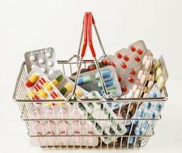 Les médicaments en accès libre ont des prix trop variables.