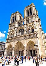 Le chantier de la reconstruction de Notre-Dame s'annonce gigantesque. Le Gouvernement veut aider son financement.