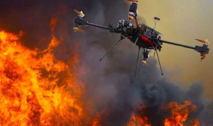 Les drones de renseignement ont fait leur preuve en matière de secours humains.