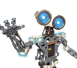L'évolution de la robotique est résumée dans l'exposition Robots, à la Cité des sciences, à Paris.