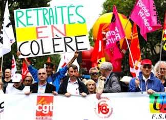 Hier, huit villes du Finistère ont organisé des manifestations de retraités.