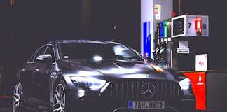 Près de Lyon, on trouve de l'essence moins chère sur autoroute.