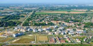 vue de Lieusaint