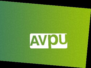 le logo de l'AVPU