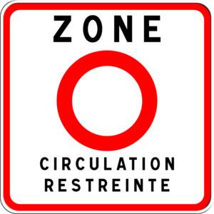 zone à circulation restreinte