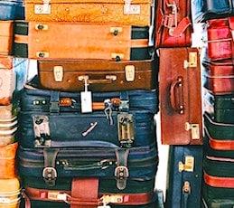 les bagages en avion sont souvent source de suppléments payants