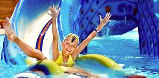 L'Aquapark Beluga, une détente garantie.