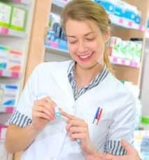 vue d'une pharmacienne conseil en homéopathie