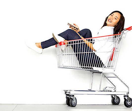 La formule du drive permet de récupérer facilement ses achats faits en ligne.