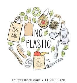 no plastique challenge