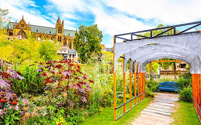 Découvrir de multiples jardins sera le thème de l'événement