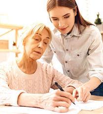 Pour de nombreux seniors, pouvoir rester chez eux est souvent très appréciable.