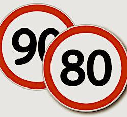 Rouler à 80 km/h ne sera plus obligatoire sur certaines routes.