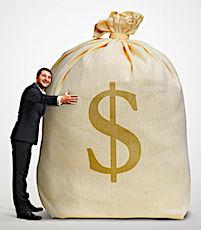 Une récente étude montre que les super-riches restent en France.
