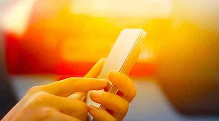 Cropped Pour Prote Ger Son Smartphone Il Faut Lui E Viter Les Exce S De Chaleur