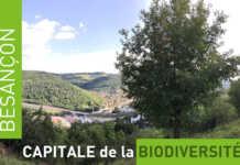 Besançon, capitale de la biodiversité