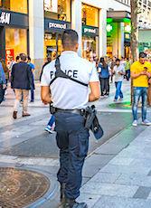 Une nouvelle police municipale sera bientôt active à Paris.