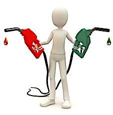 Le bioéthanol E85 permet de rouler moins cher et plus écologique.