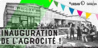 inauguration de l'Agrocité à Gennevilliers