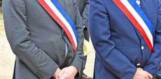 Cropped En France Les E Lus Sont Tre S Souvent Pris Pour Cibles