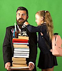 Contre toute attente, les fournitures scolaires ne sont pas moins chères sur Internet.